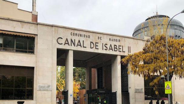 Nuevo convenio del Despacho con el Canal Isabel II