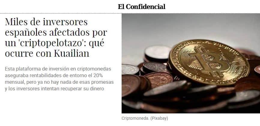 El caso ha llegado a la audiencia nacional -Diario El Confidencial