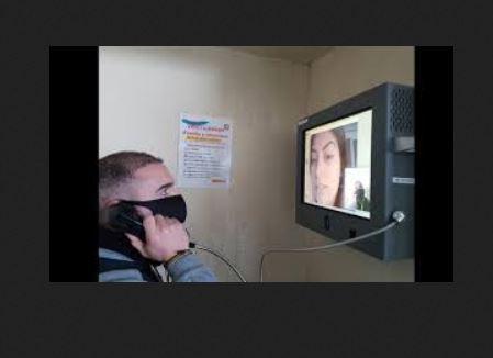 Los presos podrán comunicarse con sus abogados por videoconferencia