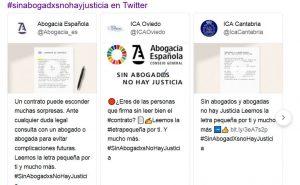 Campaña #SinAbogadosnoHayJusticia | Un contrato puede esconder muchas sorpresas.